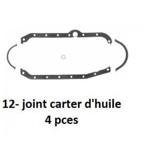 descriptif pièces internes carter GM V6 4.3L