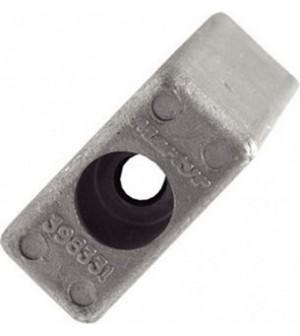 anode cube pour johnson evinrude de 60 à 180cv V4 V6