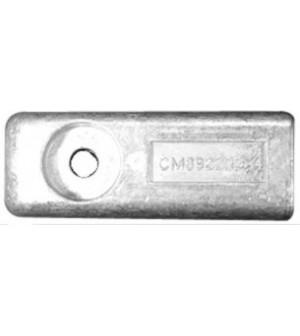anode plaque pour mercury mariner 200 à 275 verado V6