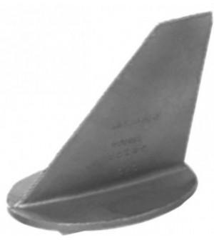 anode dérive pour mercury mariner 40 à 140cv