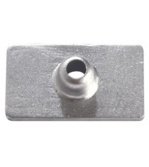 anode plaque pour mercury mariner 4.5 à 9cv