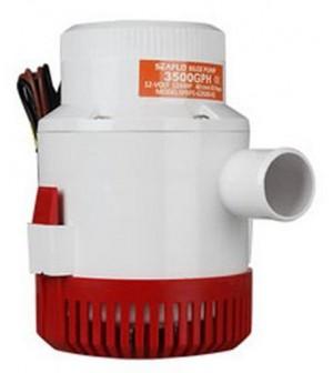 pompe de cale automatique - 13300 L/H - 12V - diam 40