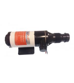 pompe macératrice - 12V - 45L/min