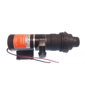 pompe macératrice - 12V - 45L/min - avec raccord amovible