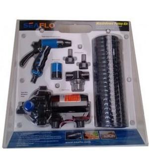 pompe lavage de pont 12V - 11L / min - 5 bars