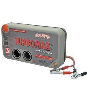 Gonfleur électrique 12v  turbomax pour console 1000L/min