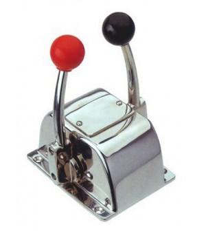 Boitier de commande 2 leviers