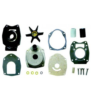 kit turbine pour mercury mariner de 40 à 125cv avec corps