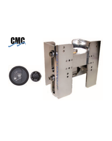 support avec système de levage déport 140 mm toutes cylindrées