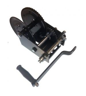 treuil de remorque avec frein automatique