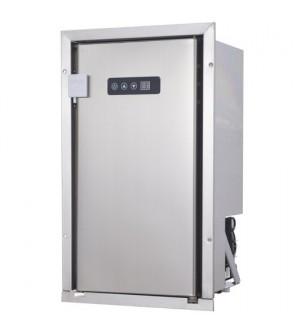 réfrigérateur 44 litres inox 12v/24v