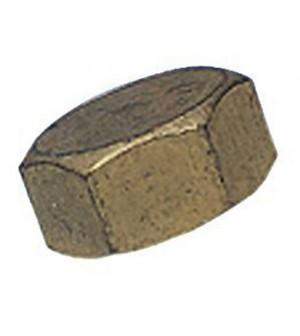 bouchon femelle laiton 1/2 (pack de 2)
