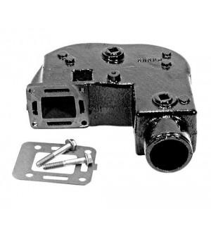 coude pour mercruiser 120cv GM153 4 cylindres