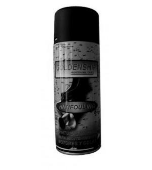 peinture antifouling noir en aérosol