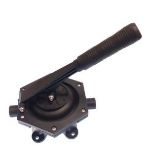 pompe de cale manuelle 36L/mn diam.25mm