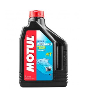 huile motul inboard 4T 10w40 2L