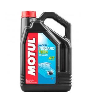 huile motul inboard 4T 10w40 5L