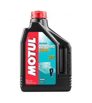 huile motul hors bord 2T 2L