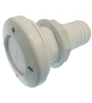 nable plastique avec valve anti retour D40 plastique