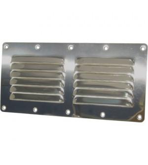 grille de ventilation 230x115x0.8