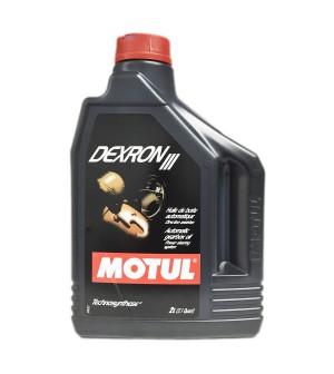 huile de transmission motul dexron III 2 litres