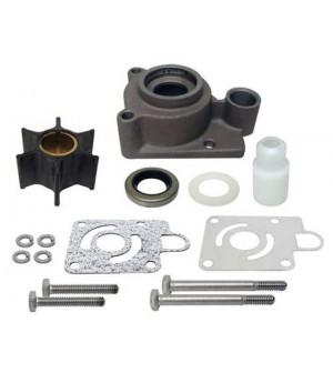 kit pompe à eau avec corps pour force