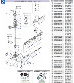 20C/CM-25D/DE-C25CV-30A-C30
