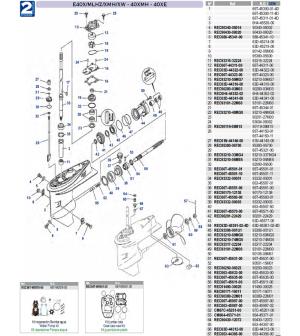 E40X/MLHZ/XMH/XW-40XMH-40XE