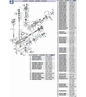 225FET-250AET-250BET-L250AET