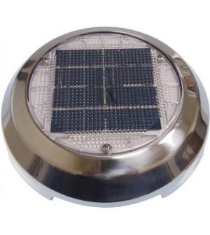 "ventilateur solaire 4"" en inox"