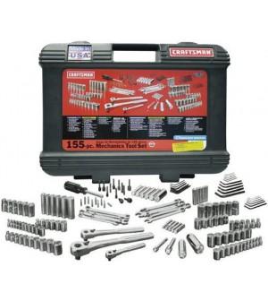 boite à outils 155 pces en métriques et pouces (inch)