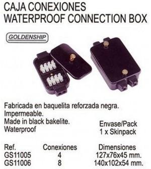 boite de dérivation 4 connections