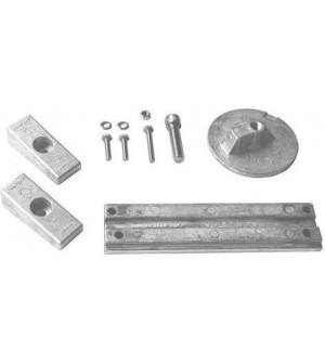 kit anode aluminium pour verado 4 cylindres