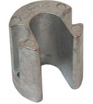anode aluminium de vérin pour bravo