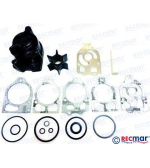 kit réparation pompe à eau pour série de 2062141 à 2791956 et OMC