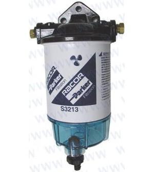 Filtre décanteur essence pour Mercruiser